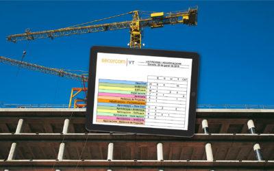 Información de Licitaciones y Adjudicaciones de Obras